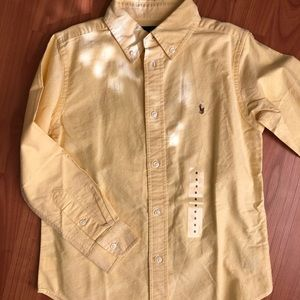 Polo Ralph Lauren Dress Shirt, size 6
